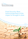 Food Security Near future projections of the impact of drought in Asia